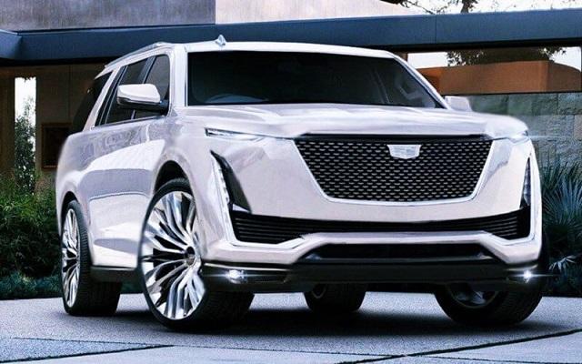 2021 Cadillac Escalade Redesign Details - 2020 - 2021 SUVs ...