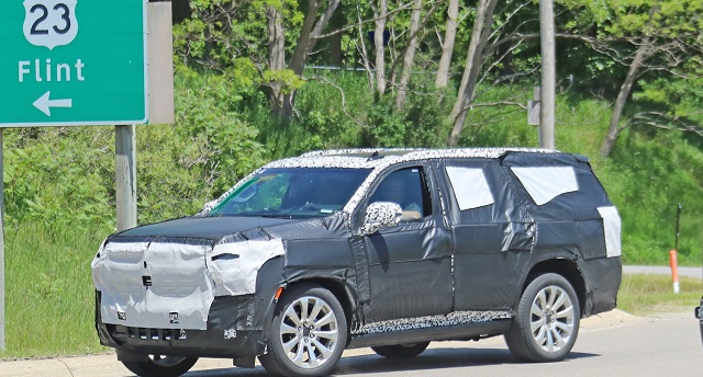 2021 Chevy Tahoe Pictures