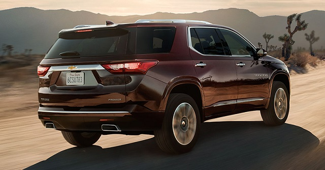 2021 Chevy Traverse Release Date