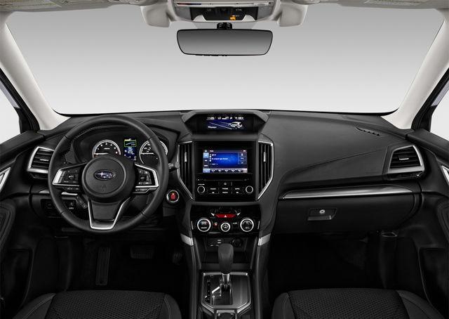 2020 Subaru Forester interior