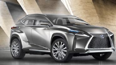 2021 Lexus NX Changes