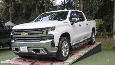 2020 Chevy Cheyenne Mexico