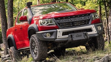 2021 Chevy Colorado Diesel