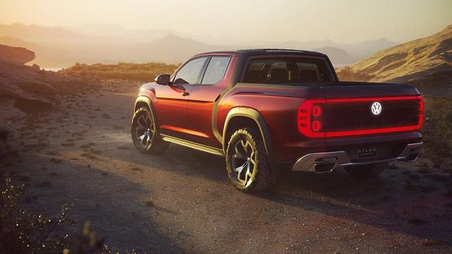 2020 VW Atlas Tanoak Release Date