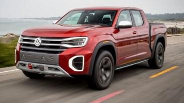 2020 VW Atlas Tanoak Specs