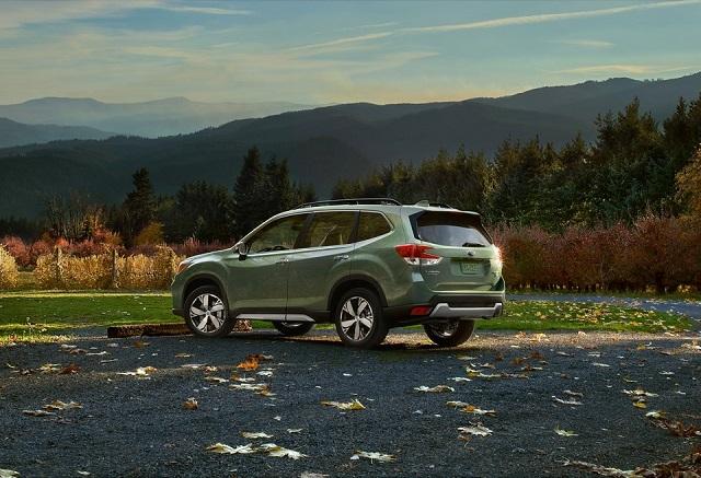 2021 Subaru Forester Hybrid