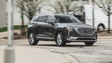 2021 Mazda CX-9 Changes