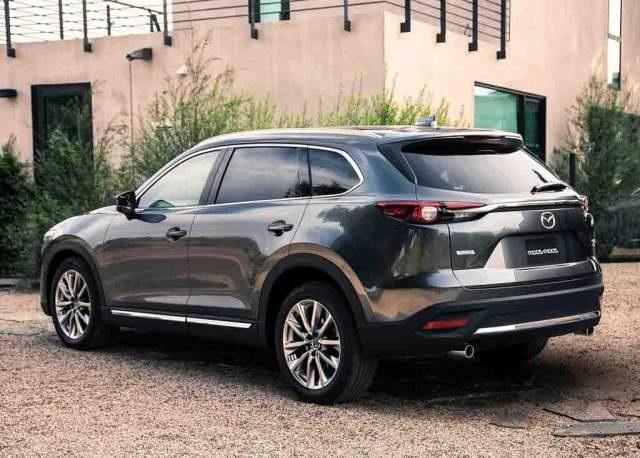 2021 Mazda CX-9 Release Date
