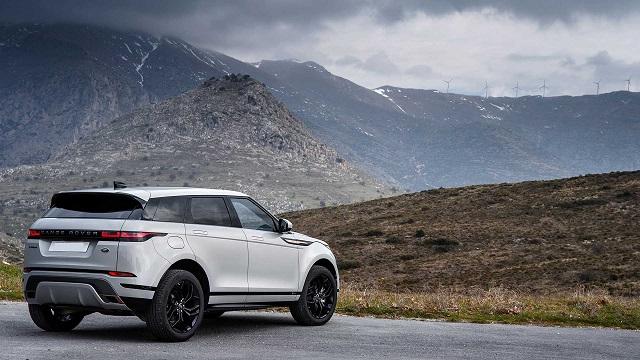2021 Ranger Rover Evoque