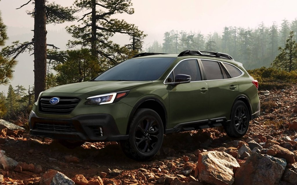 2021 subaru outback and outback hybrid changes and