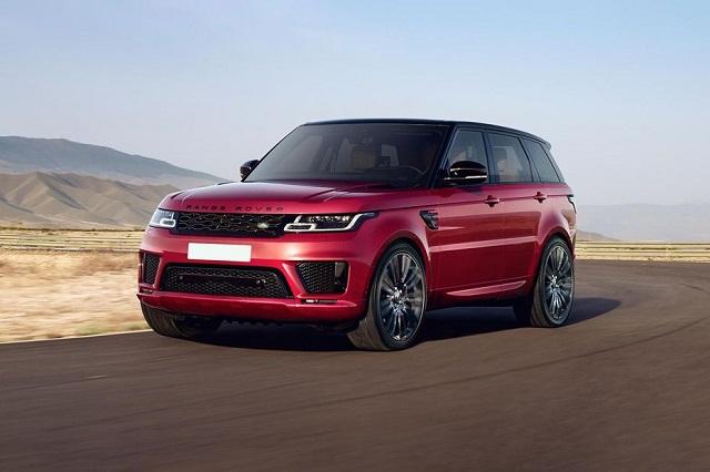 2021 Range Rover Sport Autobiography