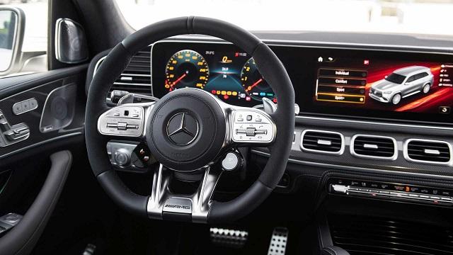 2021 Mercedes-AMG GLS 63 Interior