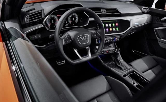 2021 Audi Q3 interior