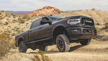2021 Ram 2500 Power Wagon price
