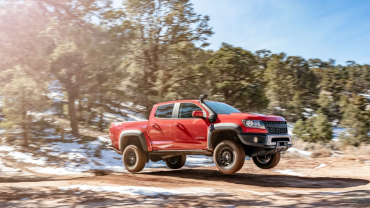 2022 Chevy Colorado