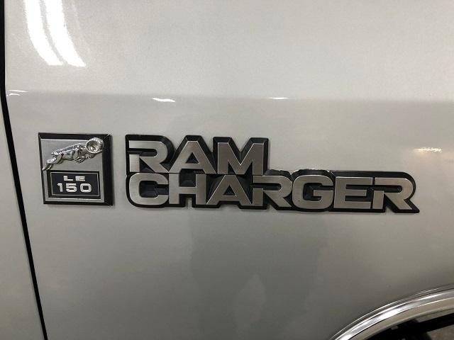 2021 RAM Ramcharger comeback