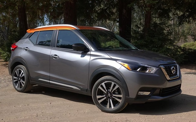 2021 Nissan Kicks changes