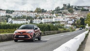 2021 Toyota C-HR release date