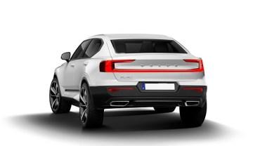 2022 Volvo XC40 Coupe