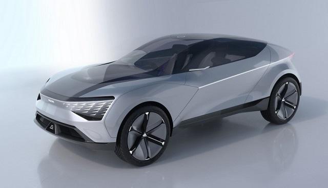 2022 Kia Sportage concept