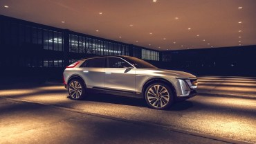 2022 Cadillac Lyriq price