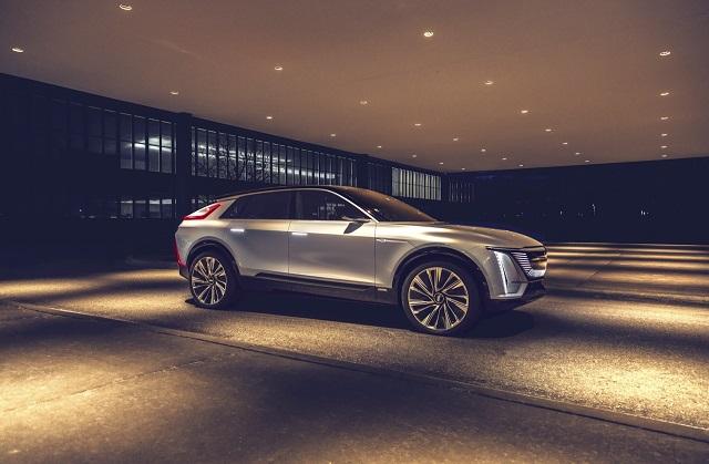 2022 Cadillac Lyriq price