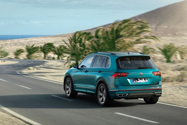 2022 VW Tiguan price
