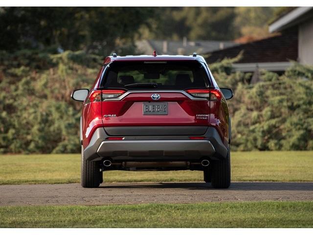 Toyota RAV4 Release Date
