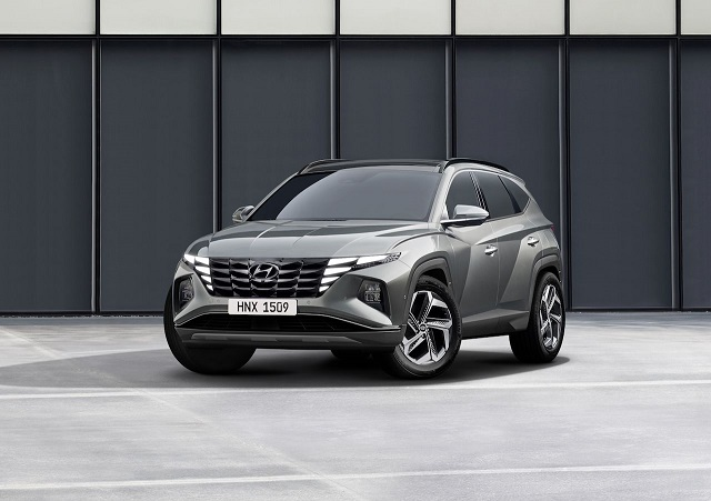 2022 Hyundai Tucson redesign