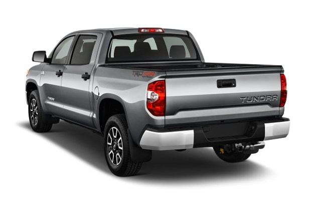 2020 Toyota Tundra Changes exterior