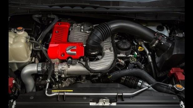 2020 Toyota Tundra Diesel Cummins