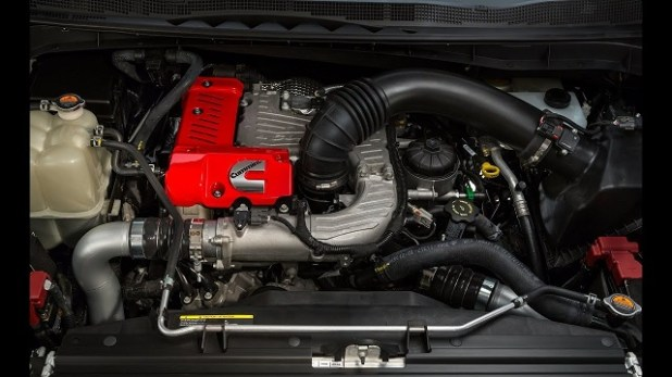 2020 Toyota Tundra news engine