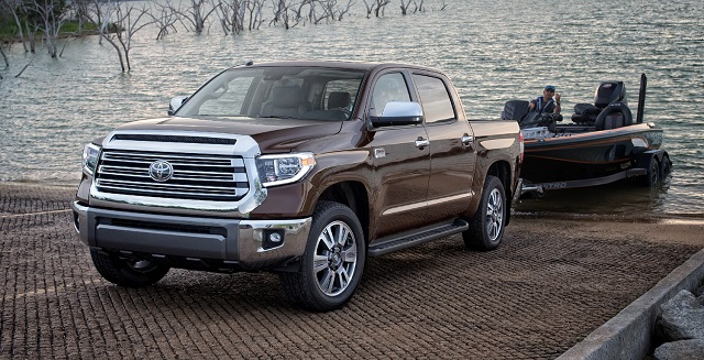 2020 Toyota Tundra Diesel Will Bring Better Towing ...