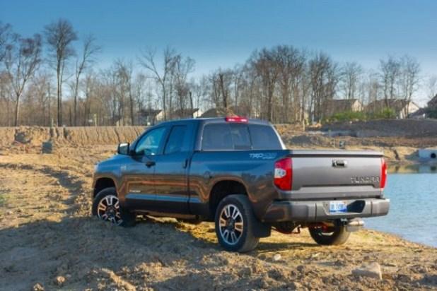 2020 Toyota Tundra redesign