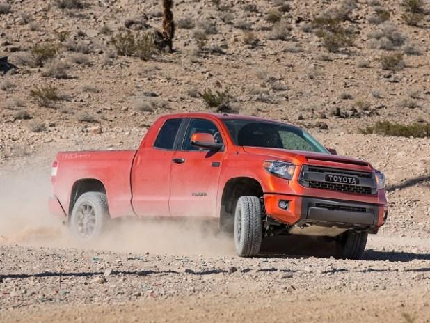 2020 Toyota Tundra redesign rumors