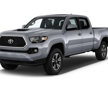 2020 Toyota Tacoma mpg