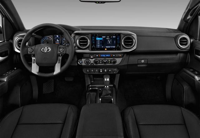 2020 Toyota Tacoma Redesign interior
