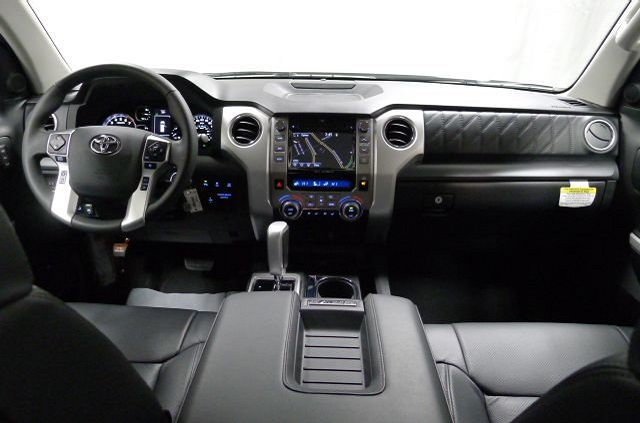 2020 Toyota Tundra Interior Details, Colors and Specs - 2020