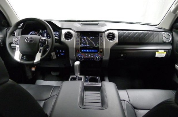 2020 Toyota Tundra news interior