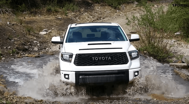 2020 Toyota Tundra TRD Pro and price