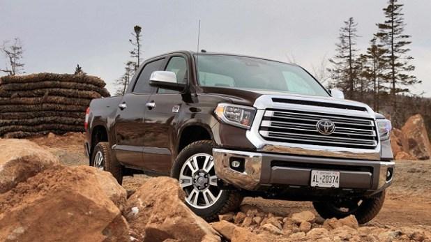 Toyota Tundra Hybrid release date