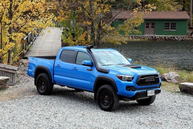 2020 Toyota Tacoma Hybrid 2020