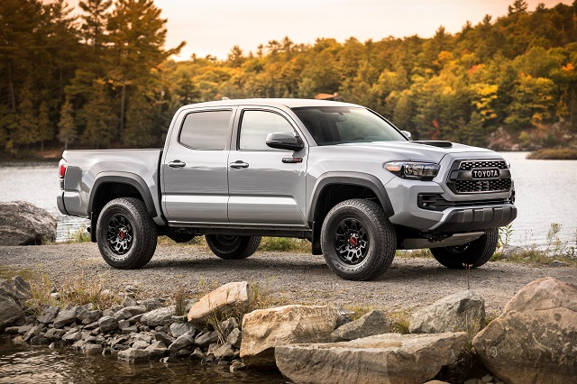 2020 Toyota Tacoma Trd Pro Gets A Lot Of Interesting Changes 2020