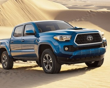 2020 Toyota Tacoma Diesel price