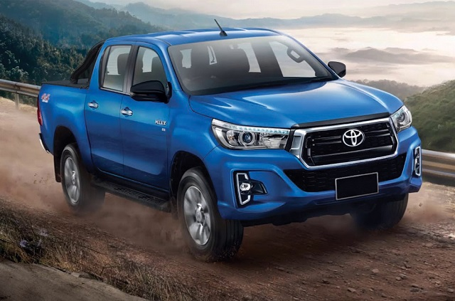 2020 Toyota Hilux TRD