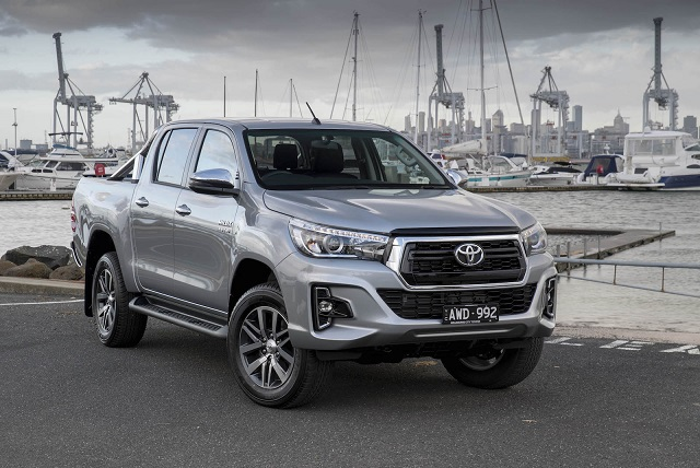 2020 Toyota Hilux Could Hit U S Market 2020 2021 Toyota Tundra