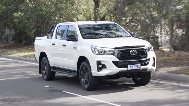 2020 Toyota Hilux release date