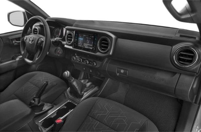 2020 Toyota Tacoma TRD Off-Road interior