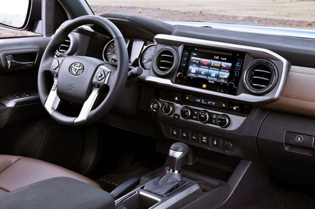 2020 Toyota Tacoma Diesel Release Date Interior