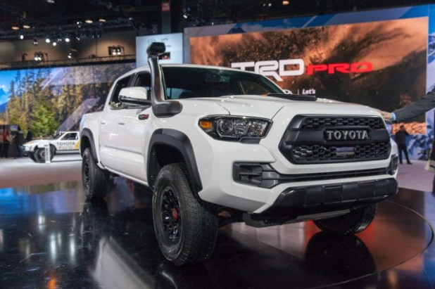 2021 Toyota Tacoma Diesel